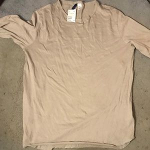 Extra long long-sleeved T-Shirt
